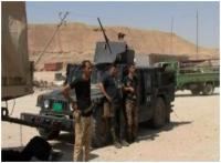 توقف الهجمات في الانبار ضد داعش .. والحشد تقوقع داخل المعسكرات المحصنة