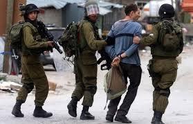جيش الاحتلال الإسرائيلى يعتقل 11 فلسطينيا من الضفة الغربية