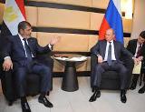 بوتين يؤكد عمق العلاقات السياسية مع مصر.. ومرسي يتحدث عن تحالف حقيقي