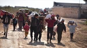 """وصول 200 أسرة فارة من تنظيم """"داعش"""" الى جنوب غرب كركوك"""