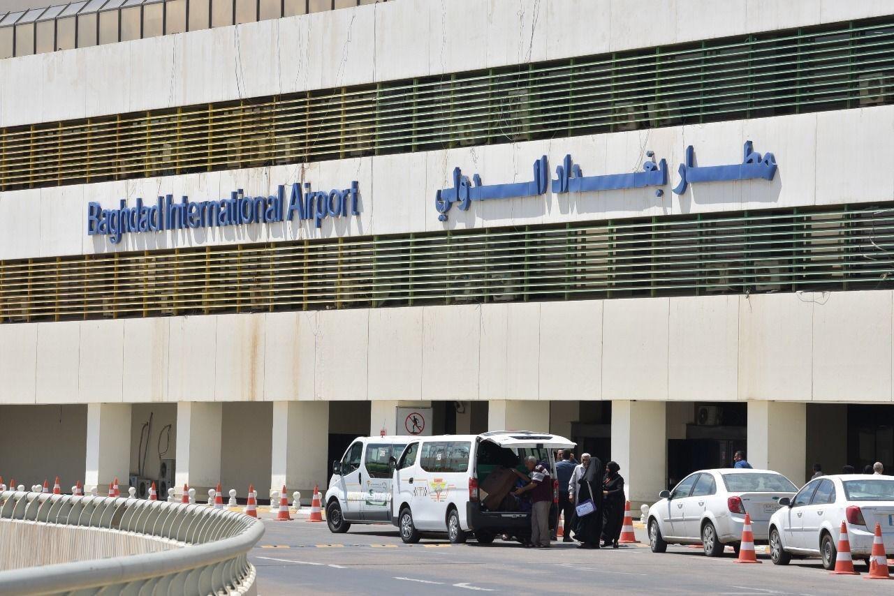النقل تنفي التعاقد مع شركة الولاية الايرانية لنقل المسافرين من والى مطار بغداد