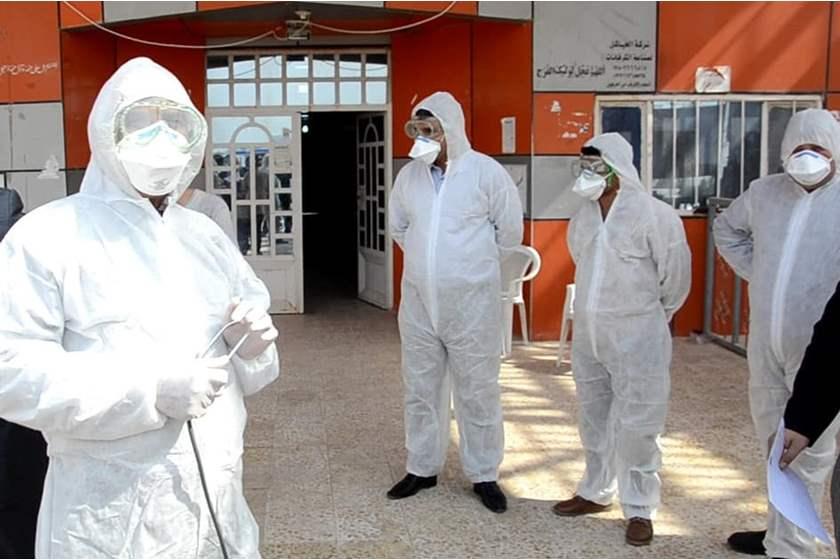 صحة ديالى تعلن تسجيل 3 إصابات جديدة بفيروس كورونا
