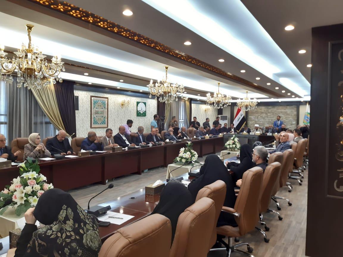 مجلس بغداد يصوت على عدم القناعة بأجوبة النائب الفني للمحافظ