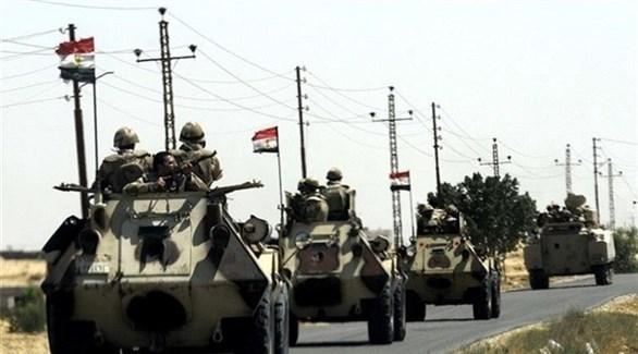 الأمن المصري يحبط هجمات إرهابية على نقاط للشرطة شمال سيناء