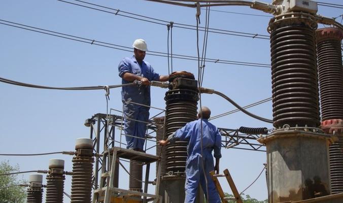 الكهرباء: انخفاض الطاقة الكهربائية نتيجة عارض فني
