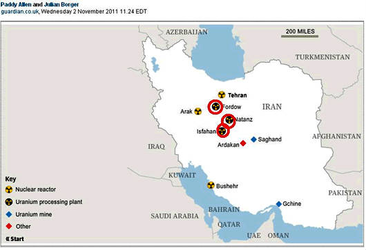 American newspaper - America has developed a bomb to destroy Iran's nuclear Fordow Site