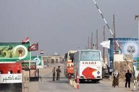 مجلس البصرة: المحافظة حصلت على 229 مليار دينار من ايرادات المنافذ الحدودية