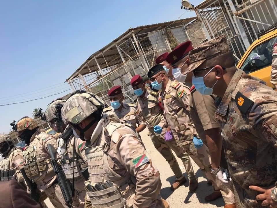 بالصور ..  تسجيل اعتداء على الكادر الطبي في مستشفى المحمودية العام في بغداد