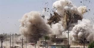 تدمير 35 عبوة ناسفة وخزاني وقود لداعش في الأنبار