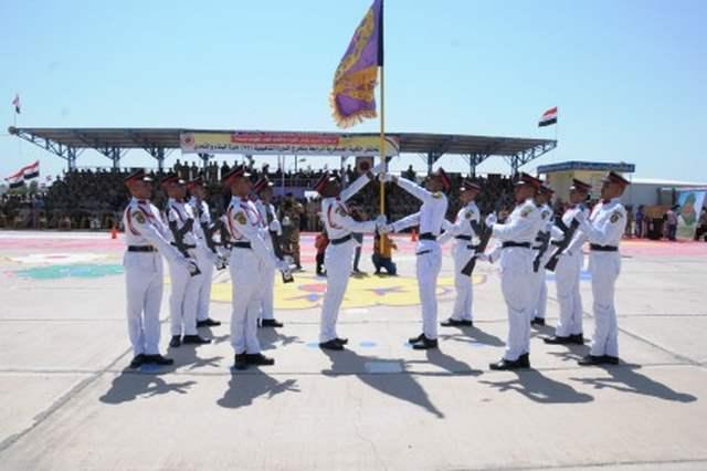 الكلية العسكرية في ذي قار تعلن عن فتح باب القبول للتطوع على الدورة التاهيلية رقم 81