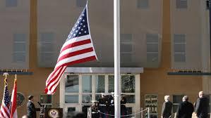 الخارجية الأميركية تلوح بعقوبات قاسية ضد قادة الفصائل وتؤكد استمرار عمل السفارة