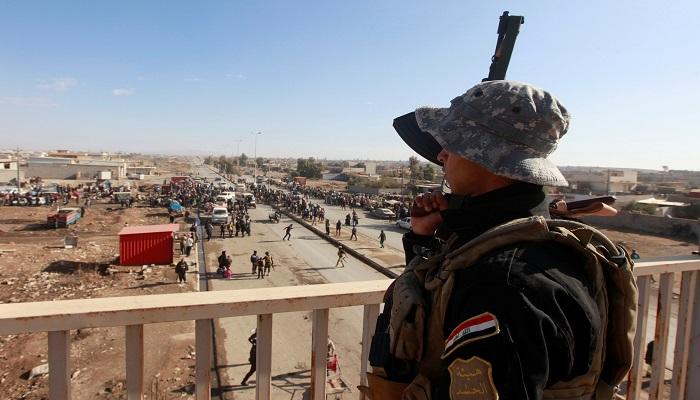 الجيش العراقي يحوّل ناحية المشاهدة قرب بغداد إلى (سجن كبير)