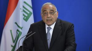 عبد المهدي : تحميل حكومة بعمر 10 اشهر الفساد المتراكم فيه الكثير من المبالغة.