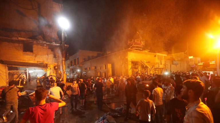 مقتل وإصابة 28 شخصاً بإنفجار مفخخة في سوريا