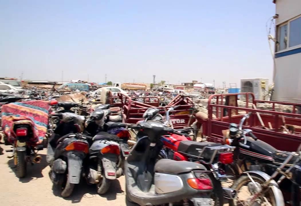 المرور العامة تحذر أصحاب الدراجات النارية من غرامات وحبس ومصادرة