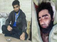 شاهد الصورة.. داعش ينعى أحد مقاتليه الذي كان حارس مرمى نادي حلبجة