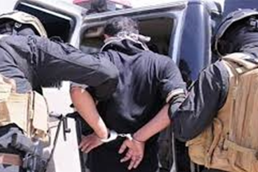 """القبض على مسؤول عسكري في تنظيم """"داعش"""" بمدينة الموصل"""