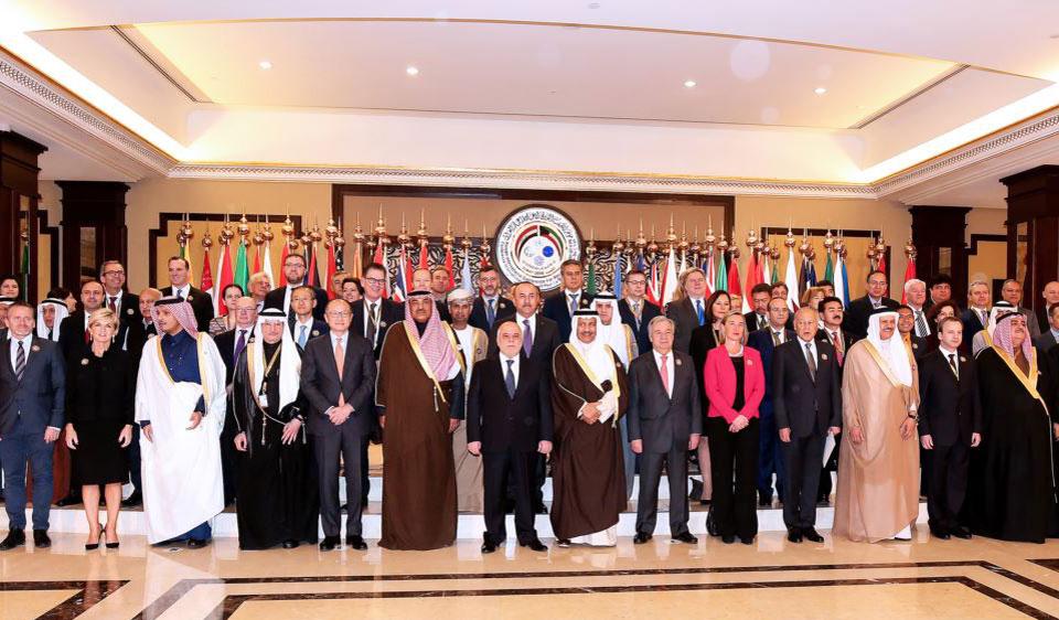 30 مليار دولار اجمالي اسهامات الدول المشاركة في مؤتمر اعمار العراق