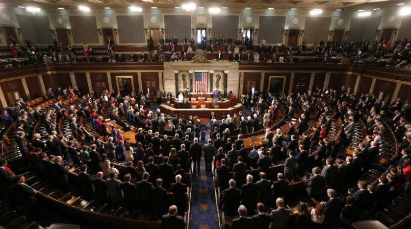 مجلس النواب الأميركي يقر مشروع قانون أمن الحدود ويرسله إلى ترمب لتوقيعه