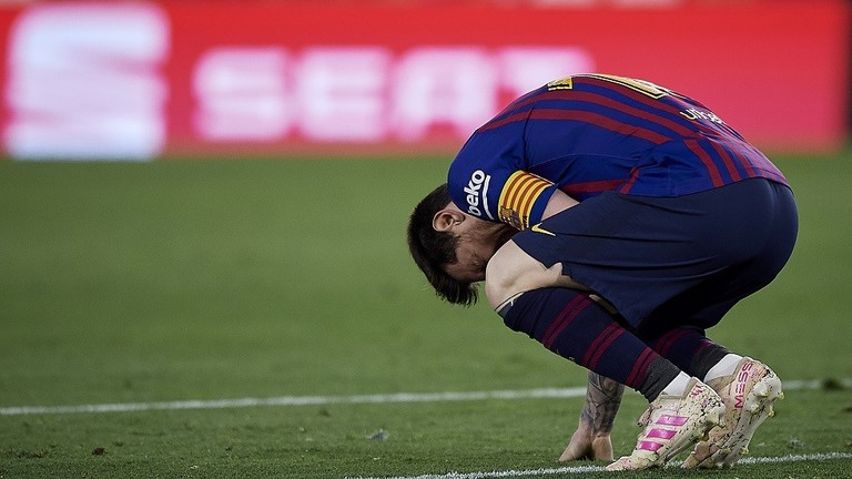 ميسي يثير الجدل حول مشاركته في مونديال قطر 2022