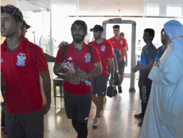 السالمية يستنجد بالجماهير الكويتية أمام القوة الجوية
