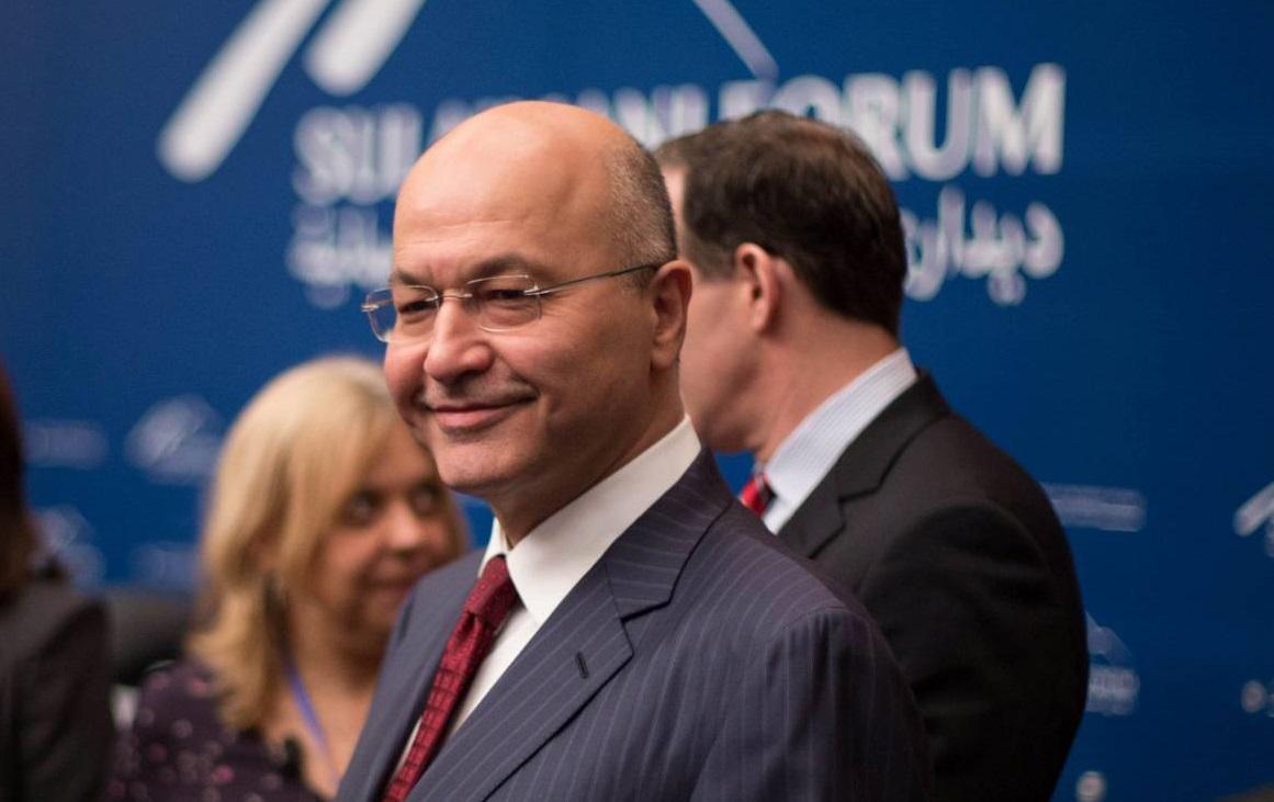 صالح يقترح تأسيس صندوق للاستثمار في العراق