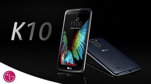 إل جى تطرح هاتفها الجديد K10 حول العالم