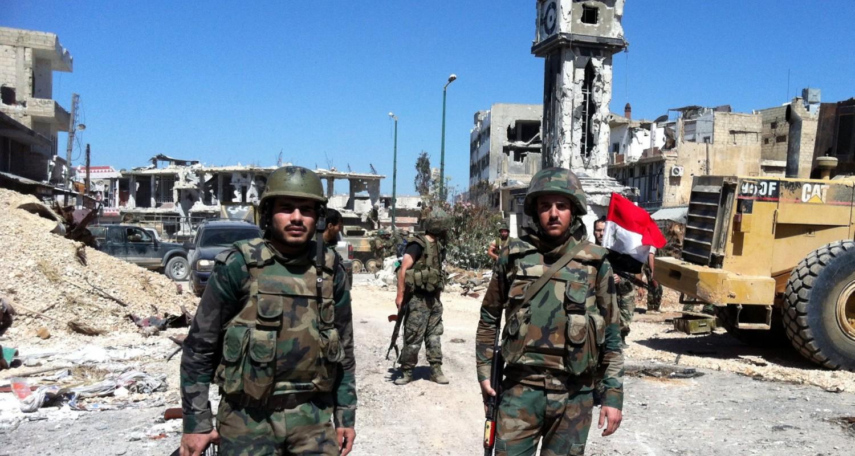 الجيش السوري يسيطر على سنجار