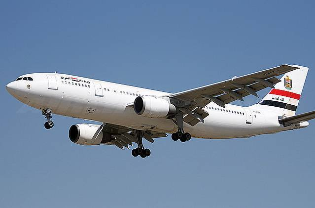 See the plane - Maliki refuses Abadis decision to transfer the plane which was given to him to Iran - Iraqi Airways