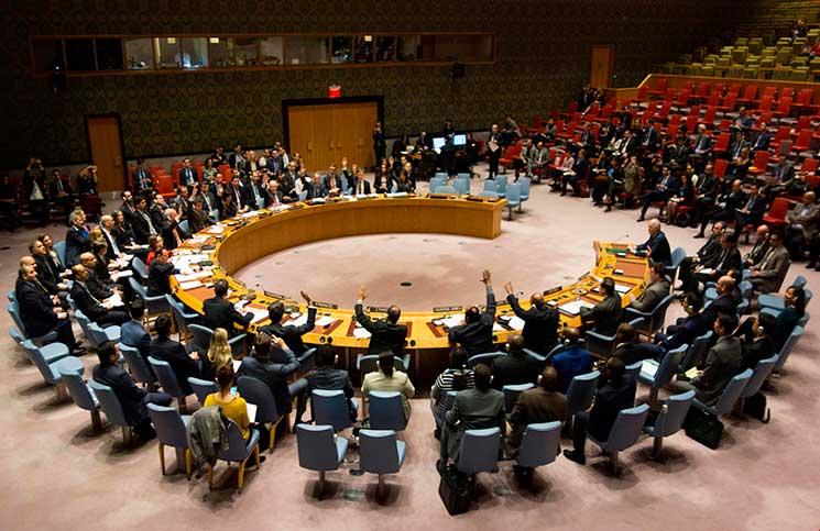 صفعة جديدة لواشنطن .. مجلس الأمن يرفض مشروع قرار أمريكي يدين حركة حماس