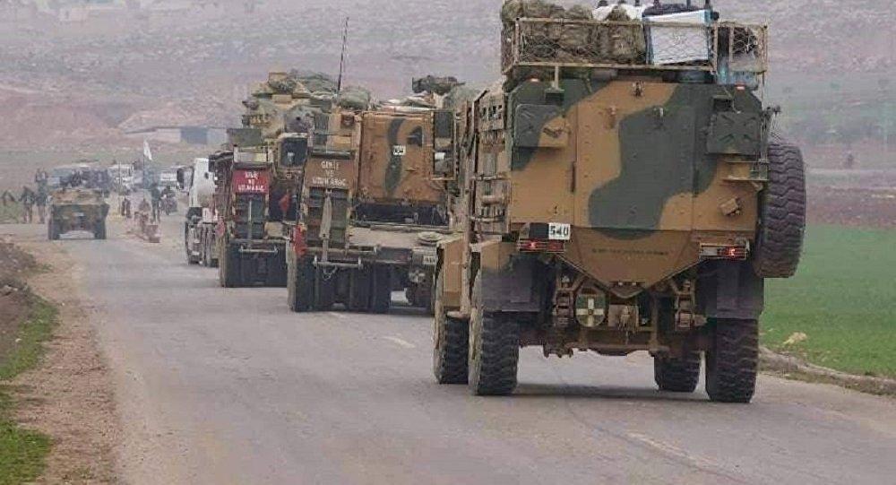 تسيير دوريات تركية أمريكية مشتركة شرق الفرات