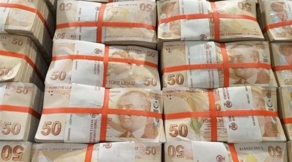 تركيا: 68.7 مليار ليرة عجز الميزانية في أول 7 أشهر من العام