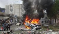 انفجار عبوة ناسفة وسط بغداد يؤدي الى مقتل واصابة سبعة اشخاص وحريق يلتهم مجمعا للملابس
