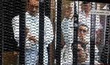 """رفع جلسة محاكمة مبارك في """"قتل المتظاهرين"""" لفض الأحراز"""