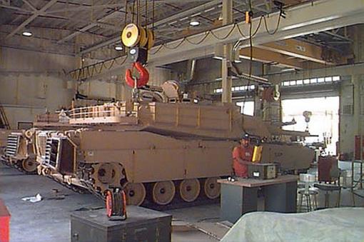 داعش يجبر واشنطن على تكديس كميات ضخمة من المعدات العسكرية في الكويت