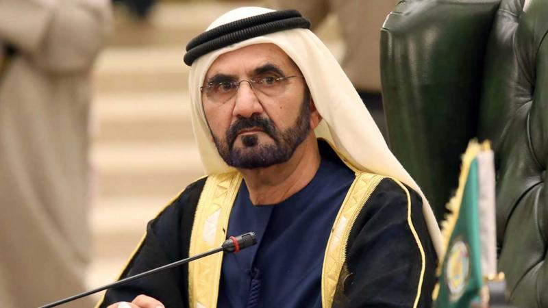 حاكم دبي يكشف عن إحباطه انقلاباً عسكرياً في الشارقة