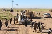 القوات الأمنية تتمكن من تحرير مناطق [الدانكية و طليحة والطهمانية] قضاء الرمادي