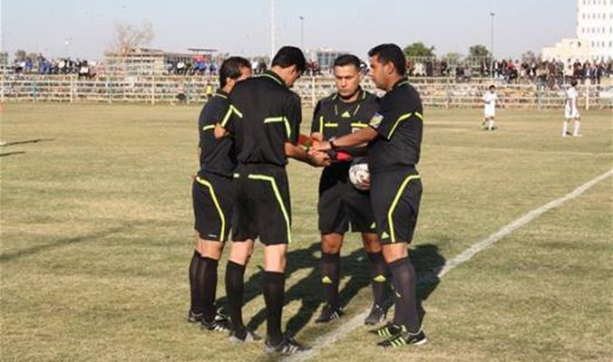 اتحاد الكرة يطلق برنامجا الكترونيا لتطوير واعداد الحكام