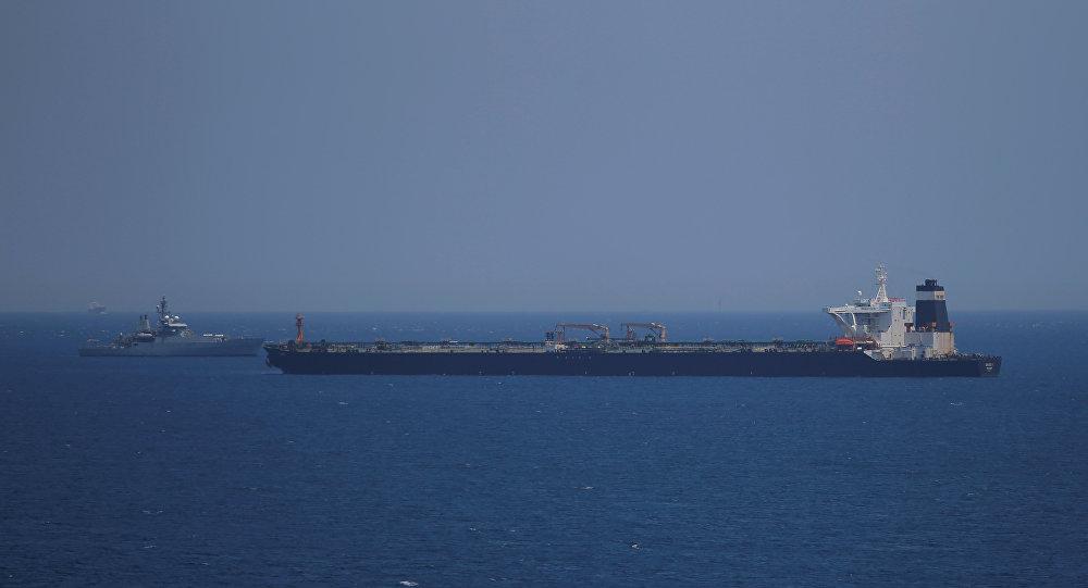 حكومة جبل طارق ترفض طلب أمريكي بمصادرة الناقلة الإيرانية