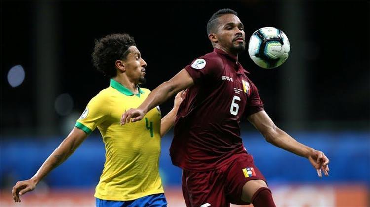 إلغاء 3 أهداف للبرازيل في التعادل السلبي مع فنزويلا