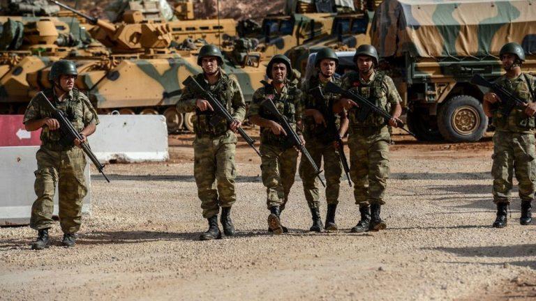 تركيا تهدد باستئناف هجومها في شمال سوريا