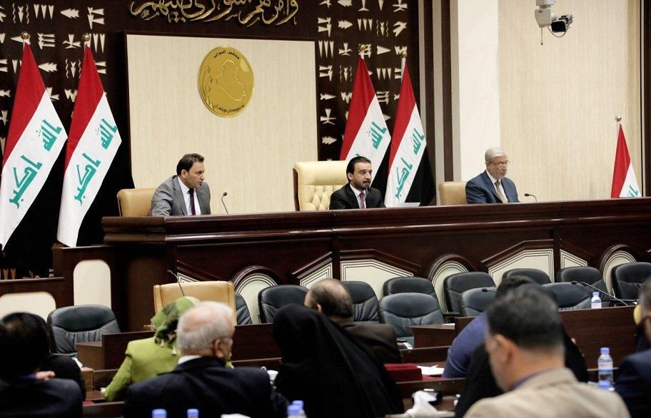 البرلمان يعقد جلسته برئاسة الحلبوسي