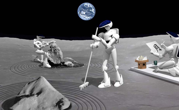 العلماء يطورون مادة جديدة مخصصة للروبوتات الفضائية
