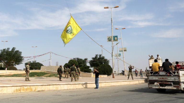 الأكراد يشنون هجوماً مضاداً ضد الأتراك ويستعيدون قرية قرب رأس العين