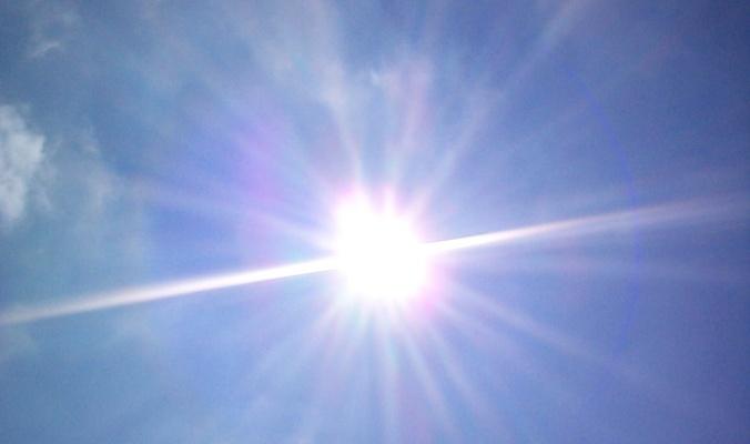الطقس صحوا والحرارة بمعدل 37 درجة مئوية للأيام الاربعة المقبلة