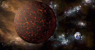 كوكب غامض سيؤدي لنهاية الأرض الشهر المقبل