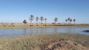 تحذيرات من الغرق السيبة جراء ارتفاع مناسيب مياه شط العرب