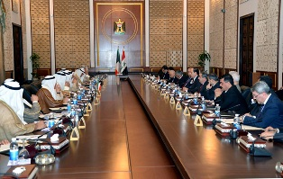 State of Kuwait sent a letter to all members of the UN Security Council
