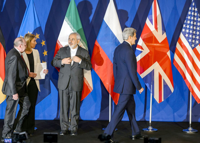 Nuclear deal with Iran - AC Congress and the White House impulsive