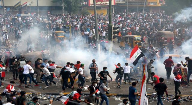 سياسي: سيكون هناك انقلاباً عاجلاً أم آجلاً على الطبقة السياسية ما بعد 2003